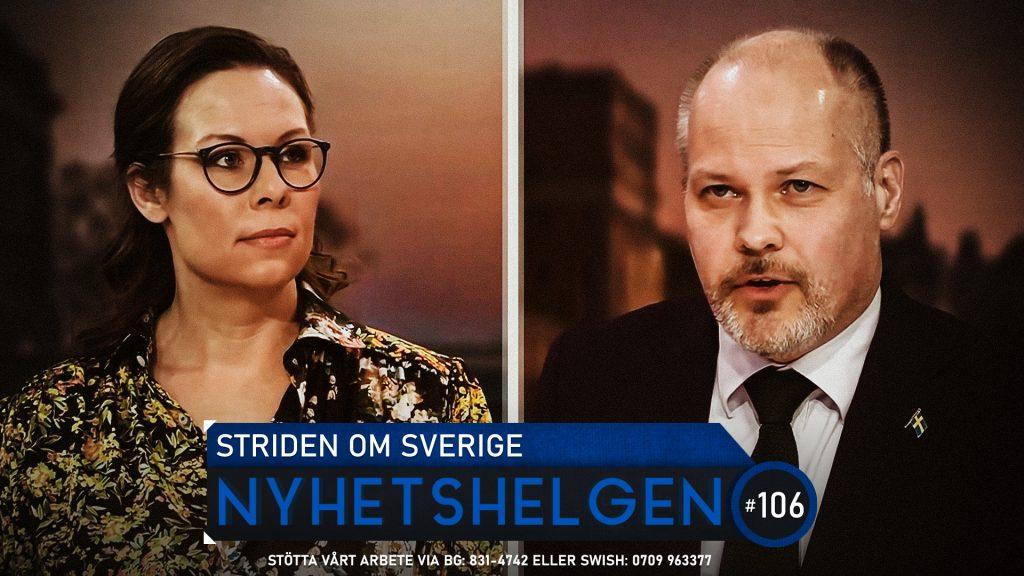 Nyhetshelgen #106 – Striden om Sverige, handlingskraftiga karlar, deprimerade kvinnor
