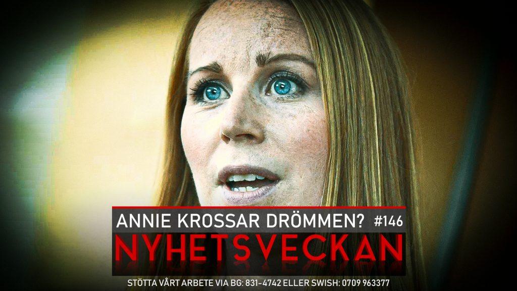 """Nyhetsveckan 146 – Annie krossar drömmen?, stackars Britney, SVT utjagade från """"Orten"""""""