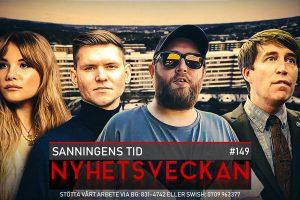 Nyhetsveckan 149 – Sanningens tid, kaos i Sydafrika, krimhelvetet