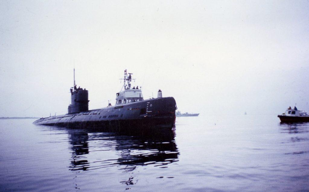 Analys: Ubåtsjakt – psykologisk krigföring och spel under täcket